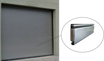 Engineering Calculations Indicate An Approximate Overall U Value Of .224.  American Rolling Door