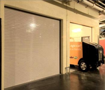 Industrial Rolling Doors