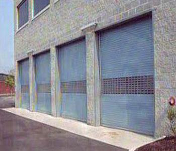 Industrial Rolling Steel Doors