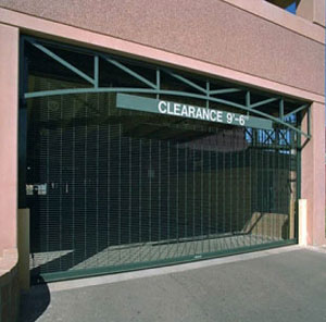 Rolling Security Grilles and Gates