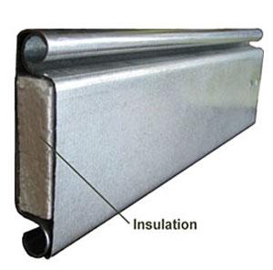 Rolling Steel Insulated Doors