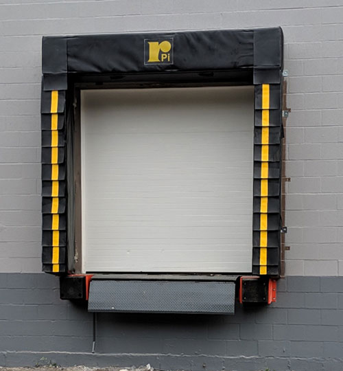 Dock Seals and Latches - Loading Dock Equipment