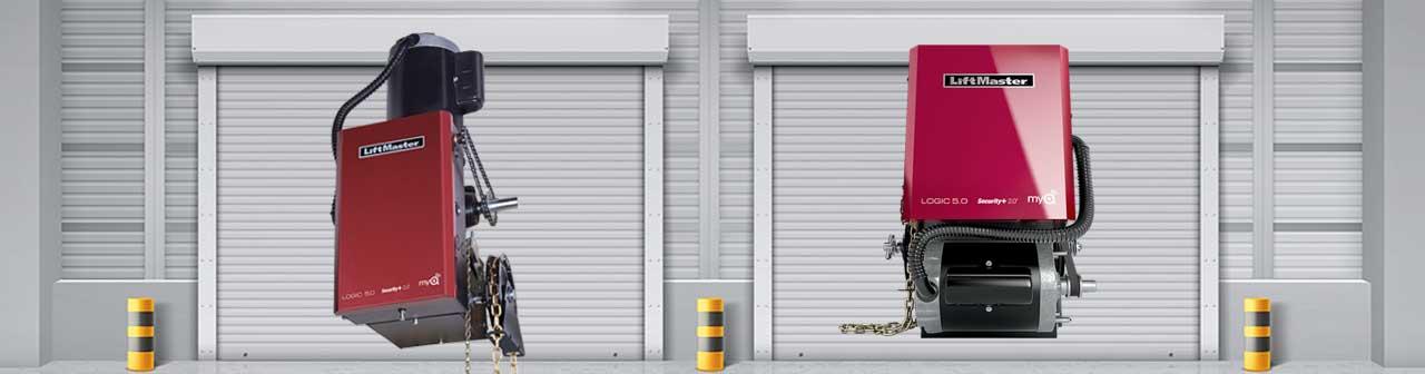 Rolling Door Electric Operators - American Rolling Doors