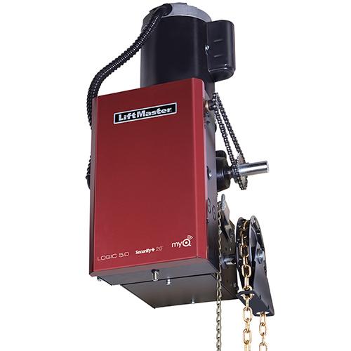 Electric Rolling Door Operators - Model GH Industrial-Duty Hoist Operator