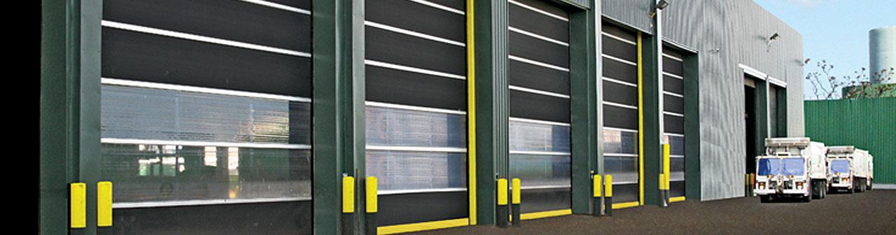 High Speed Roll Up Doors - American Door Services Inc.